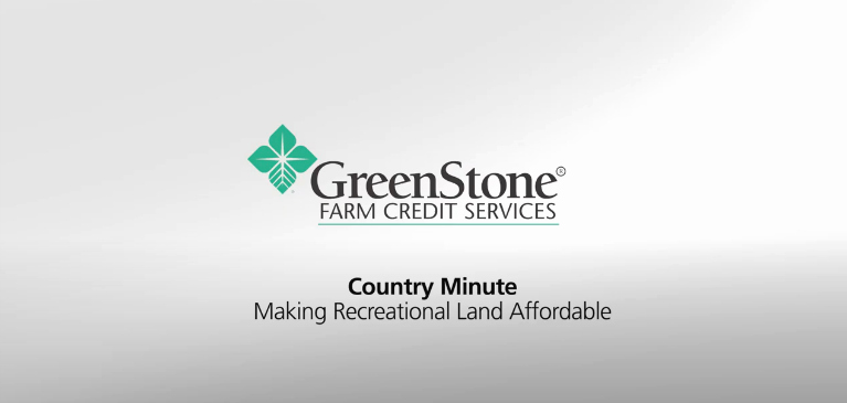 Recreational Land Loans Hunting Land Loans Greenstone Fcs