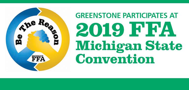 Agribank: GreenStone Participates At 2019 FFA Michigan State