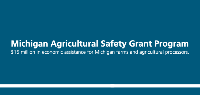 Michigan Agricultural Safety Grant Program