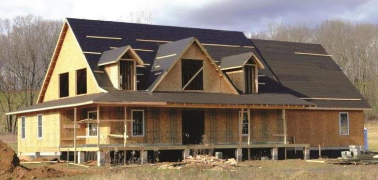 Build your dream house in the country with GreenStone's DIY or home construction loans.